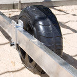 Fixed Wheel HD Kit for Boat Lift - BoatNDock.com