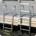 Dock Edge Aluminum Slide-Up - BoatNDock.com