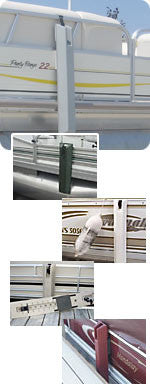 Dock Edge Toon Fender Accessory Kit, Stops 53-010-F - BoatNDock.com