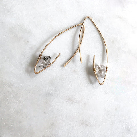 Peregrine Earrings