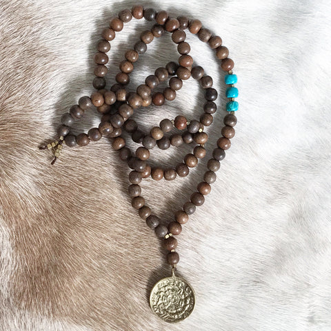 Elio Street Mala Necklace