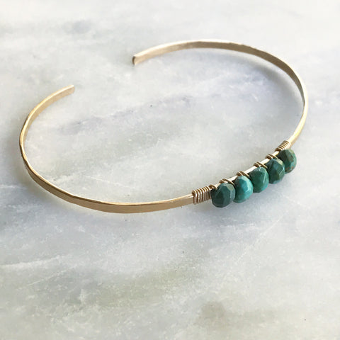 Temple Place Gem Bracelet
