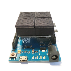 2x2 Mini GaussSense Arduino Shield