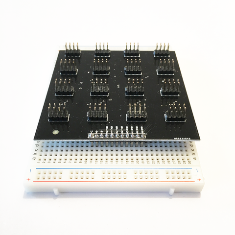 16-way Breadboard Adapter for Mini GaussSense
