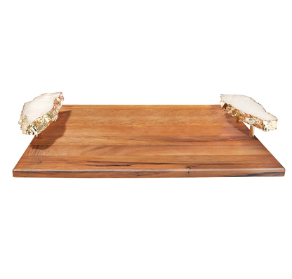 BOSQUE GILDED TRAY