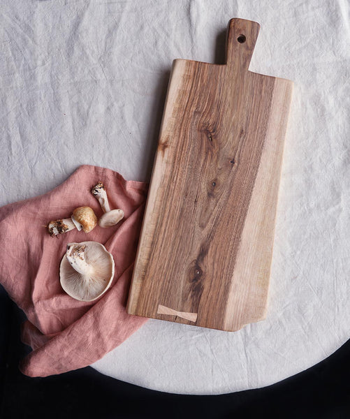 walnut cheese board