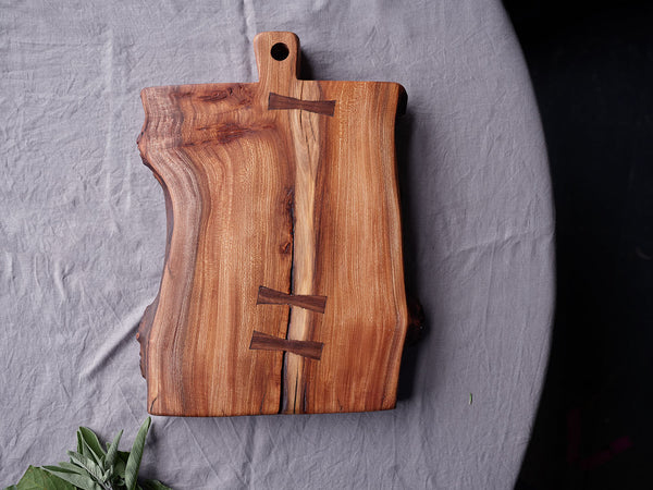 Irish elm board