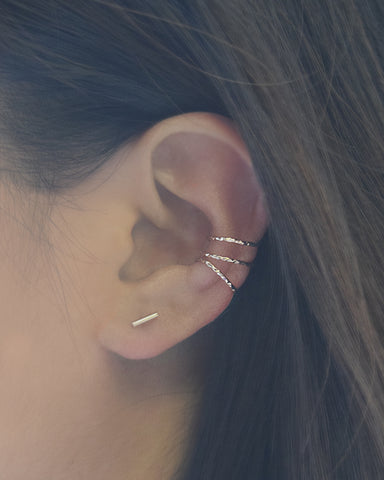 Rose Gold Ear Cuffs