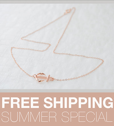 Summer shipping special