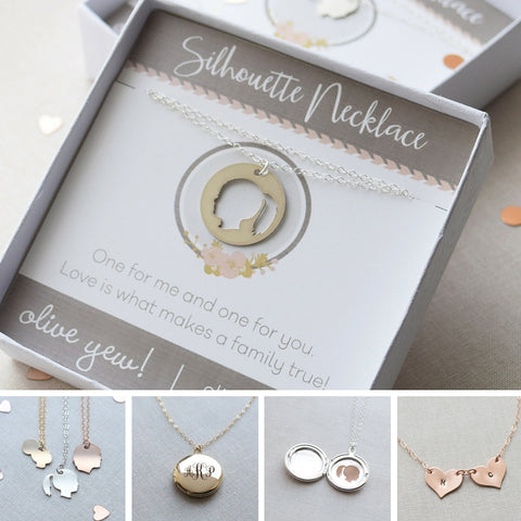 Personalized Jewelry for Mother's Day