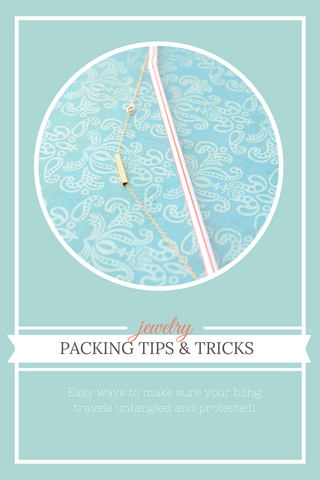 Jewelry Packing Tips