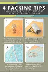 4 Jewelry Packing Tips
