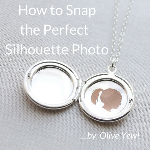 How to take a silhouette photo