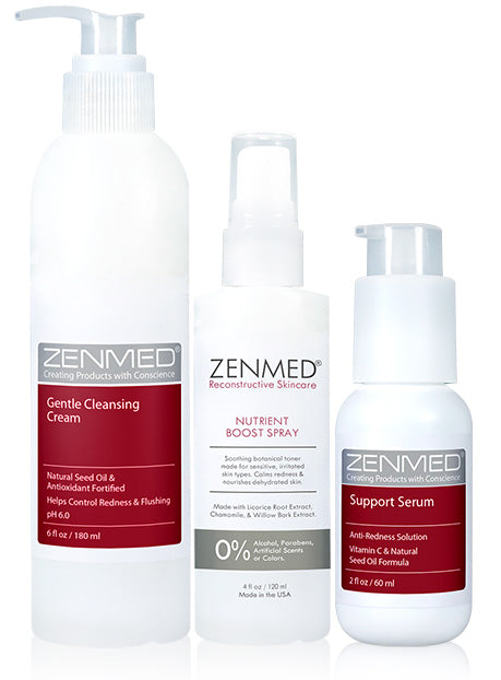 Rosacea Treatments Cream Best Skin Care Products For Rosacea Zenmed Zenmed