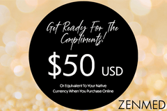ZENMED Gift Card - $50 USD