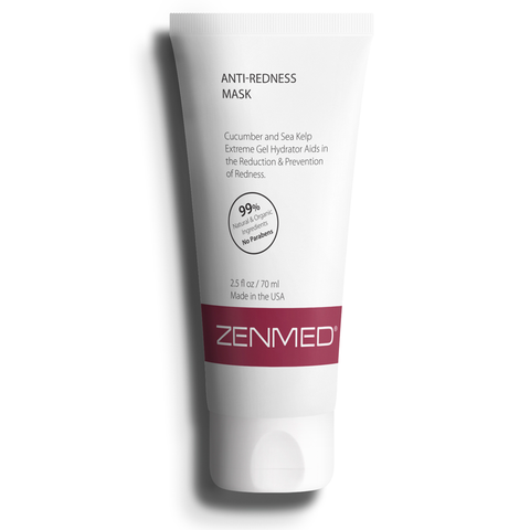 Anti-Redness Mask for Rosacea Relief