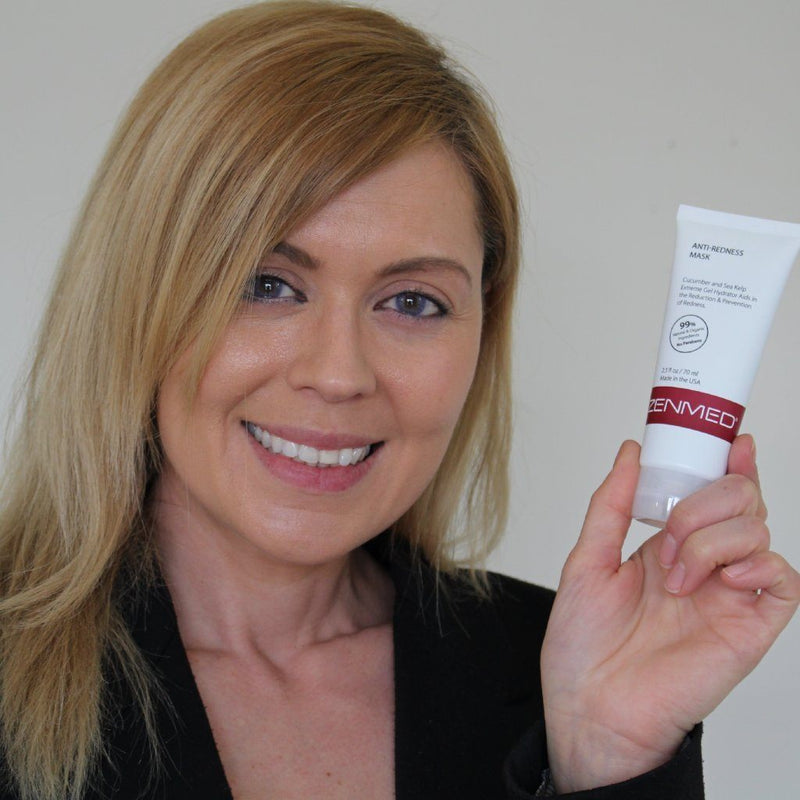 Anti Redness Mask | Anti-Redness Mask for Rosacea Relief