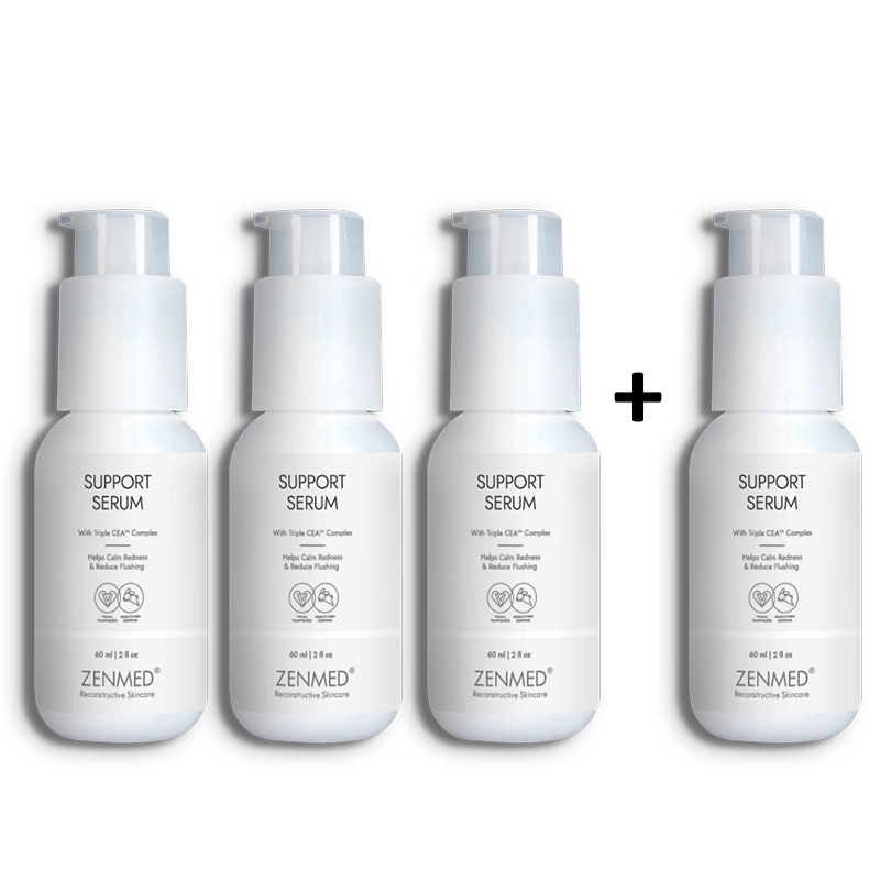 Support Serum - Buy 3 Get 1 Free