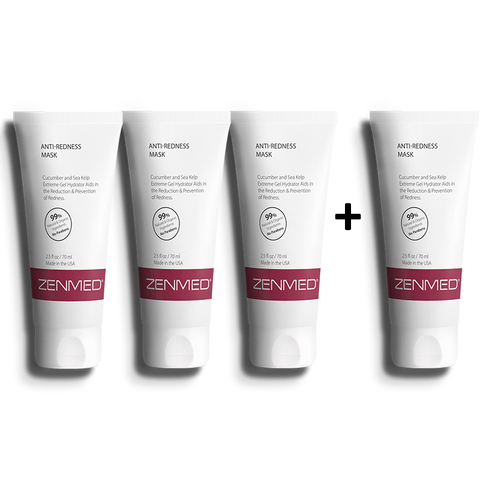 Anti-Redness Mask - Buy 3 Get 1 Free