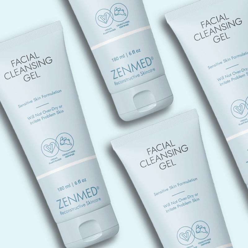 Facial Cleansing Gel - Buy 3 Get 1 Free