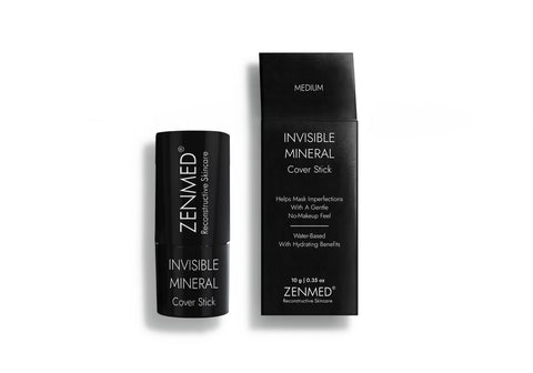 Invisible Mineral Coverstick - Medium Shade
