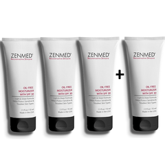 Oil-Free Moisturizer with SPF 30 - Buy 3 Get 1 Free