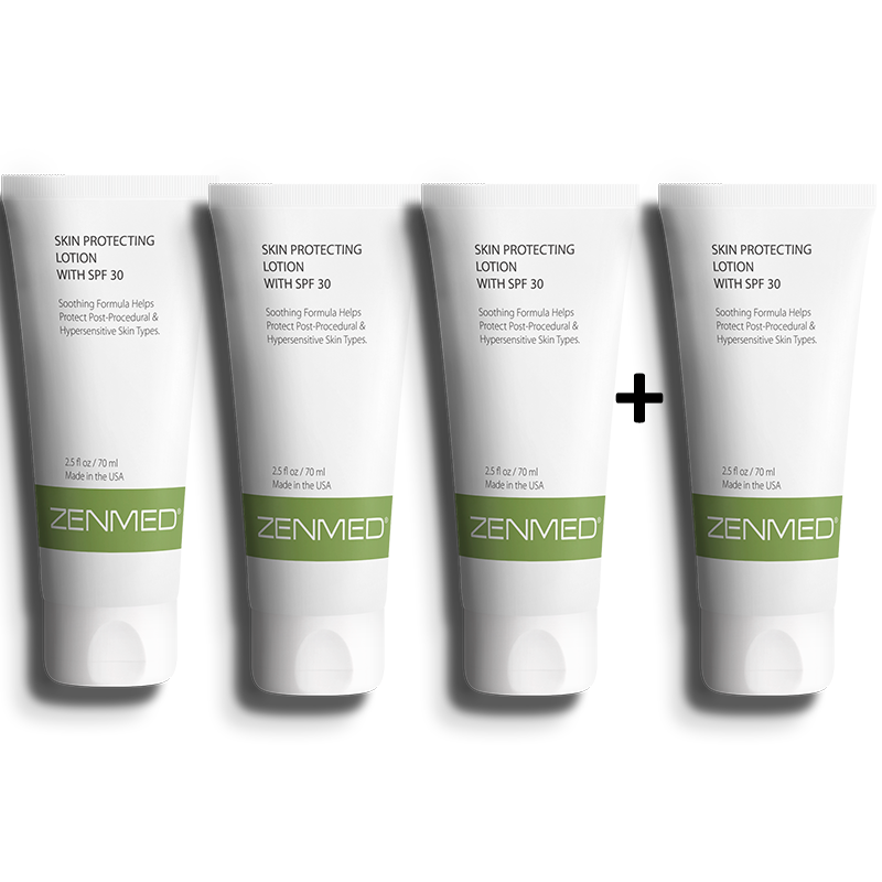 Skin Protecting Lotion with SPF 30 - Buy 3 Get 1 Free