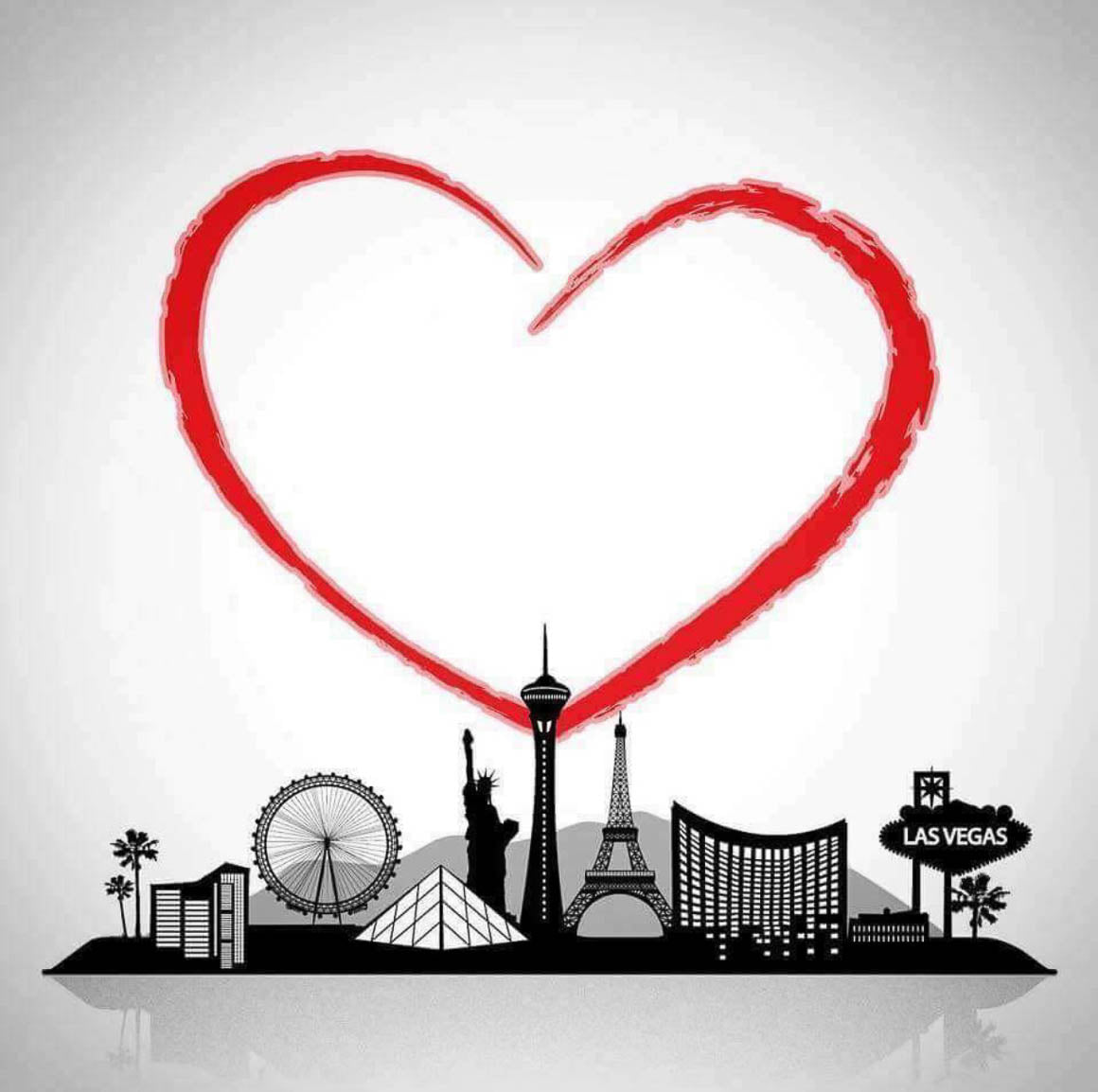 VEGAS STRONG, Remembering October 1, 2017 Lavish Three 3