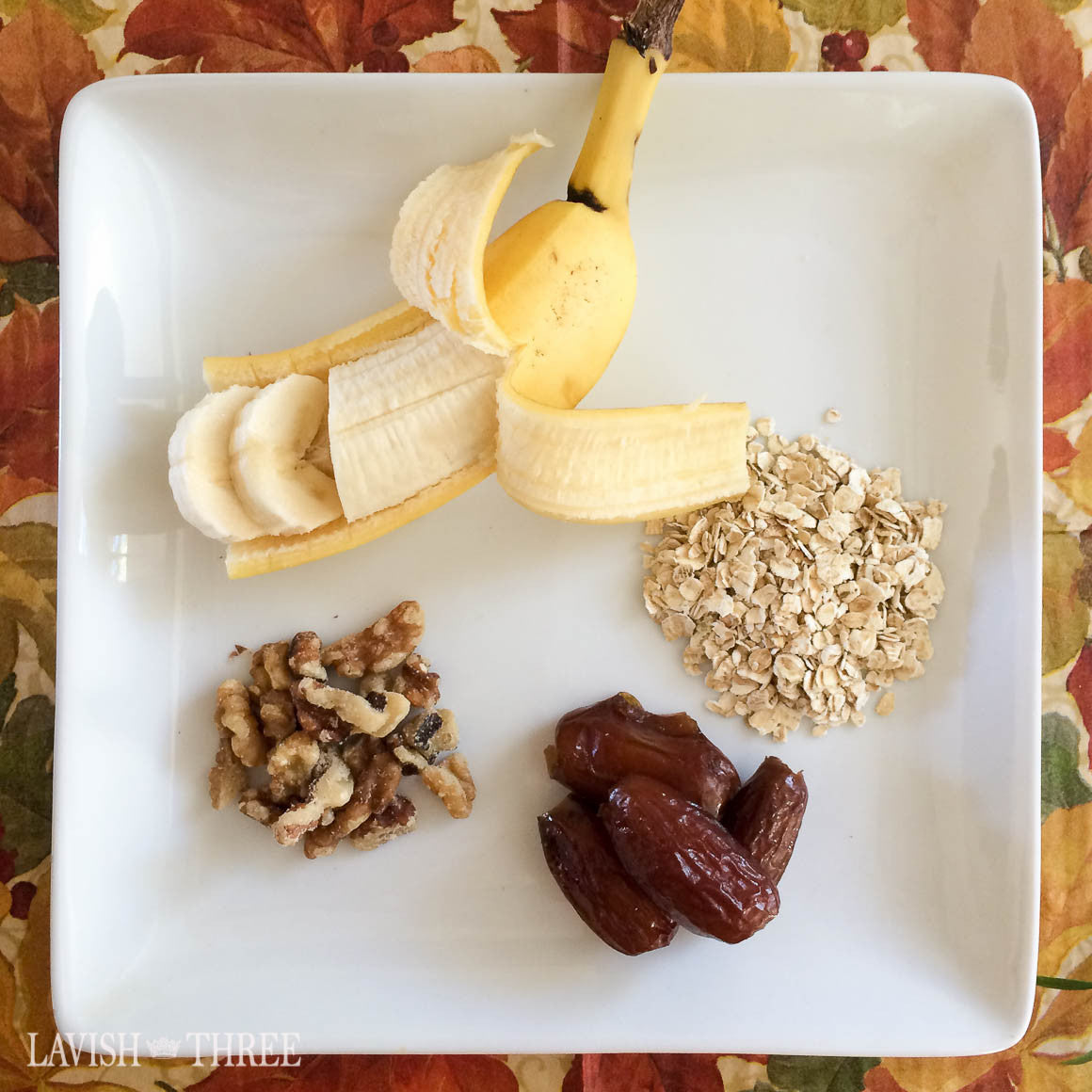"A Healthy . . . & ""yummy"" Banana Bar Recipe!"