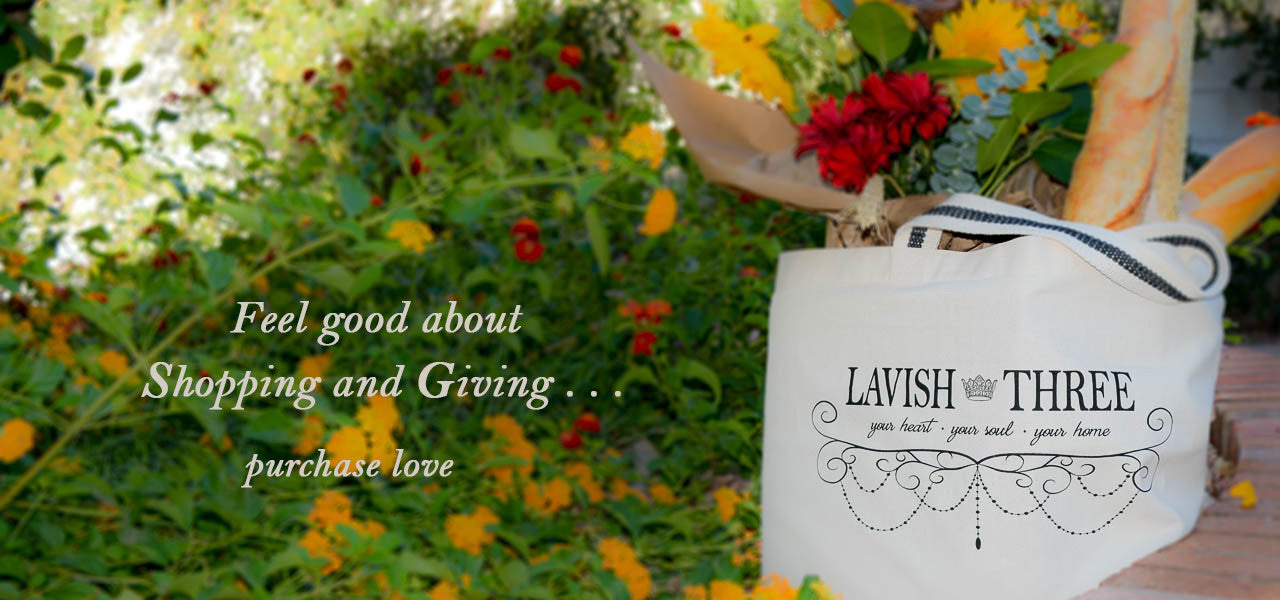 """Purchase LOVE""....find JOY in shopping & giving!"