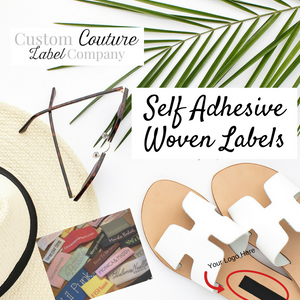 Self Adhesive Woven Labels