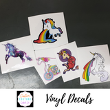 custom couture label company vinyl decals