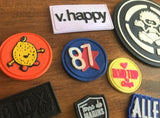 PVC Patches - Custom Couture Label Company