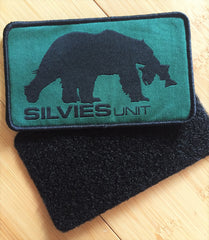 Woven Patches -  VELCRO®Brand BACKED - Custom Couture Label Company