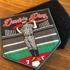 Woven Patches -  VELCRO®Brand BACKED
