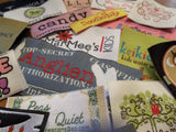 Woven Labels - Sew On - Custom Couture Label Company