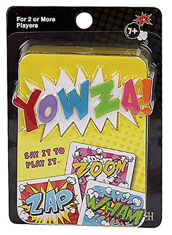 YOWZA! Card Game