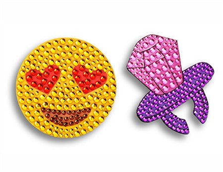 Blingy Bling Emoji Stickers