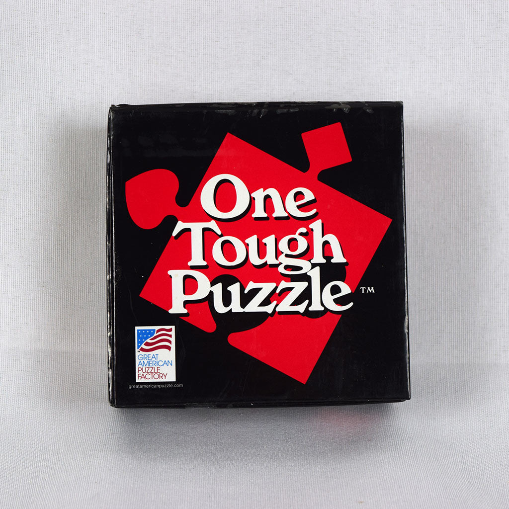 One Tough Puzzle