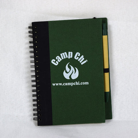 Camp Chi Notebook