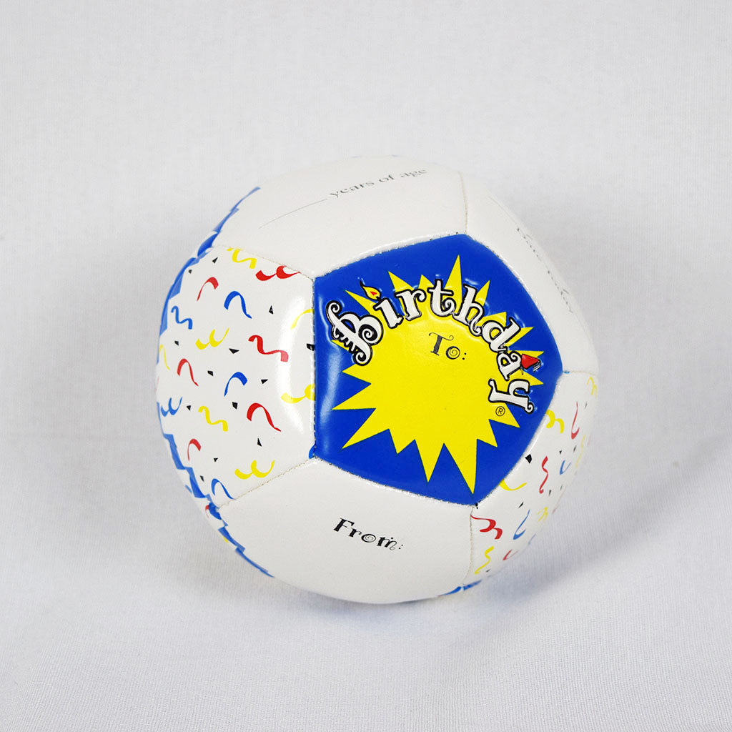 Birthday Sport Ball