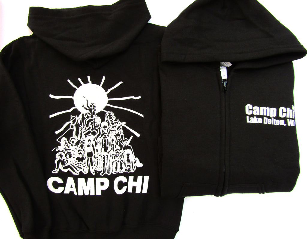 Camp Chi Children Under The Sun Sweashirt