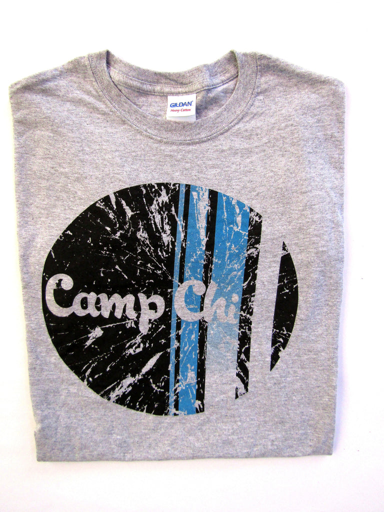 Camp Chi Grey T-shirt