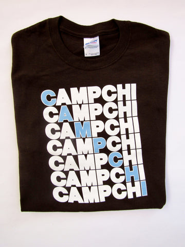 Camp Chi Multi T-shirt
