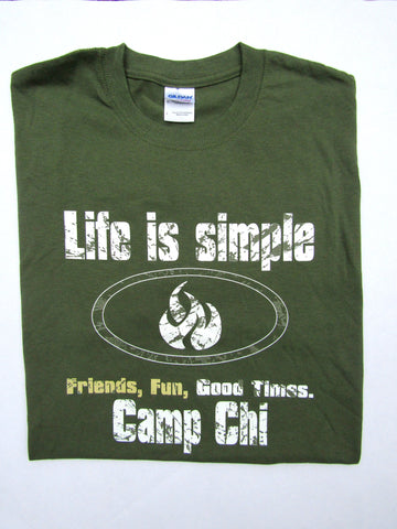 Life is Simple Shirt