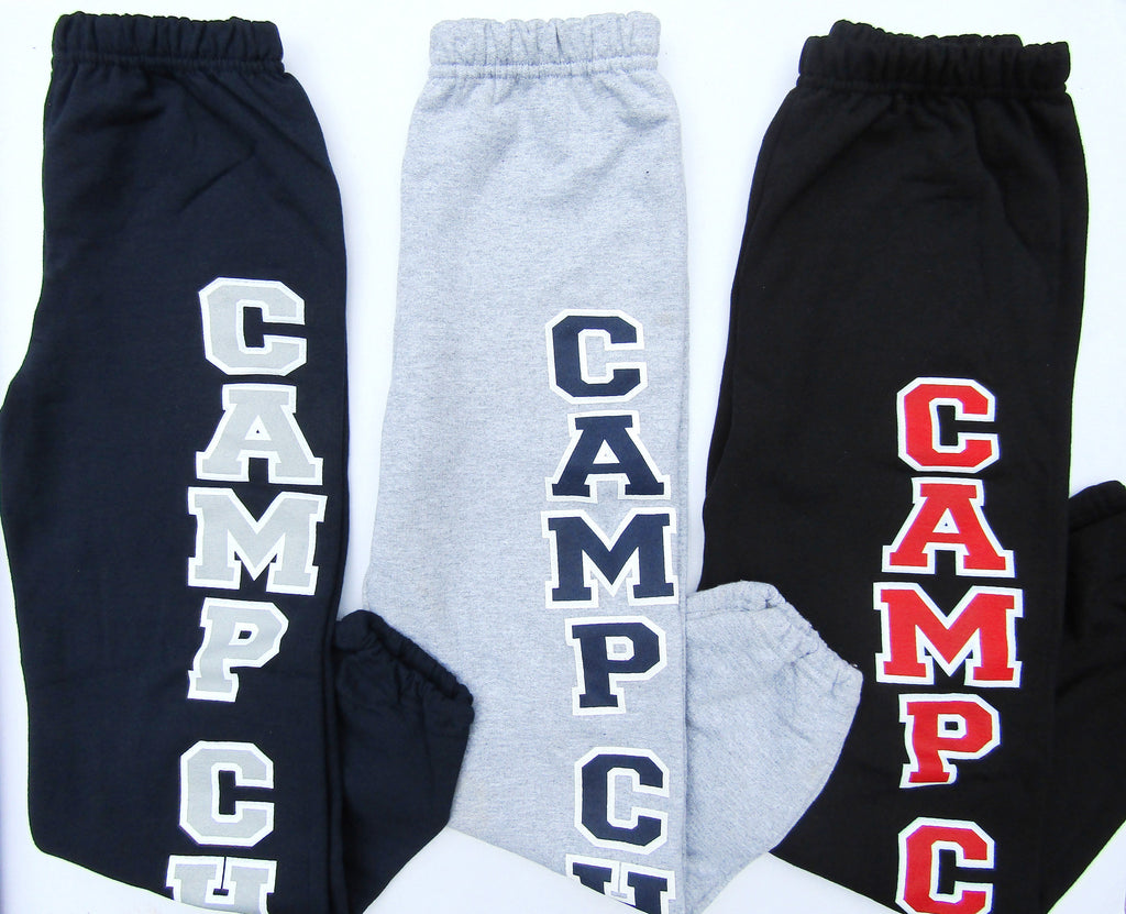 Camp Chi Sweatpants