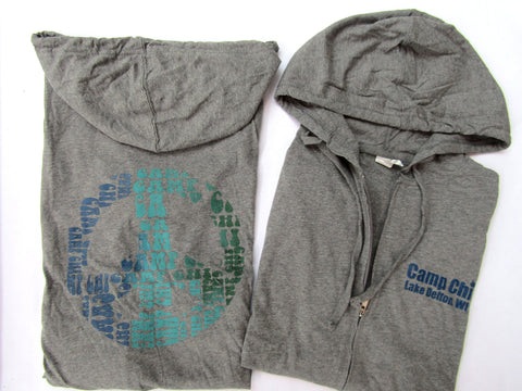 Camp Chi Peace Sweatshirt