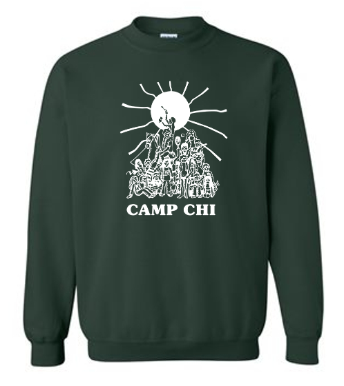 Children of the Sun Crewneck Sweatshirt