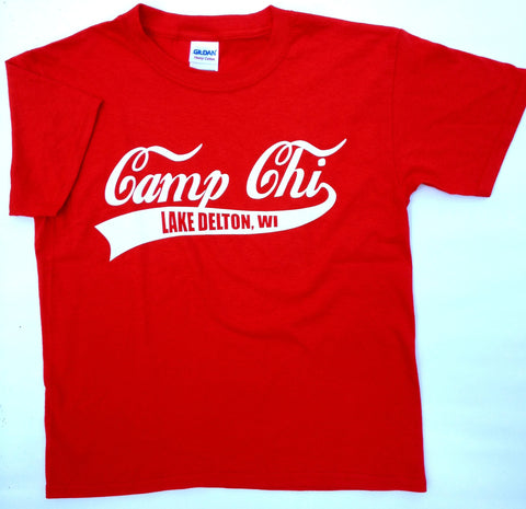 Coca-Cola Camp Chi T-shirt