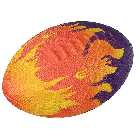 Flame Foam Football